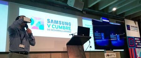 V Cumbre Desarrolladores Samsung