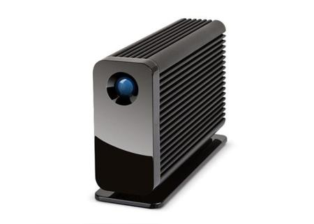 Lacie Little Big Disk Thunderbolt 2: velocidad para trabajar con vídeo 4K