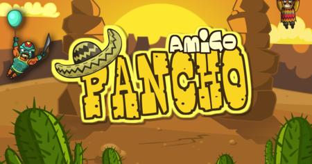 Vuela a la cima de la montaña con Amigo Pancho