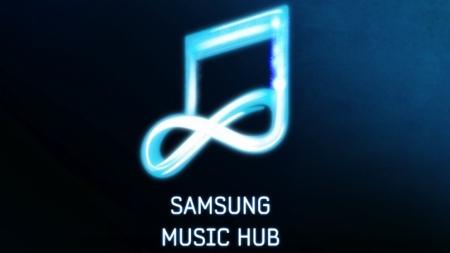 Samsung lanza Music Hub para que tengamos nuestra música en la nube