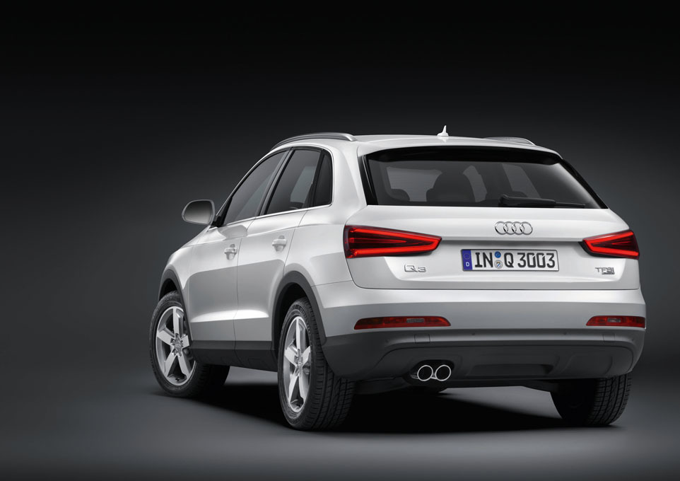 Foto de Audi Q3 oficial (20/31)