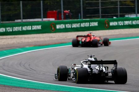 Hamilton Leclerc Italia F1 2019 2