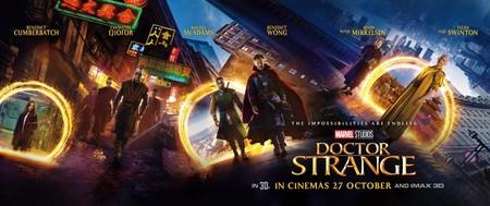 'Doctor Strange', la película