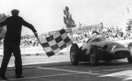 Gran Premio de Alemania 1957: la obra maestra de Juan Manuel Fangio