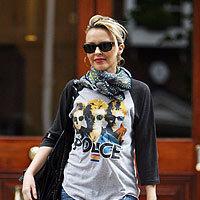 Kylie Minogue se convierte en un clon de Kate Moss