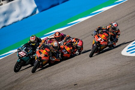 Moto3 Jerez 2021