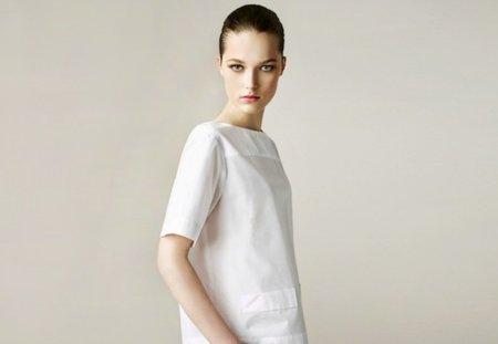 Tendencias primavera 2011: la elegancia del blanco en el estilo minimalista