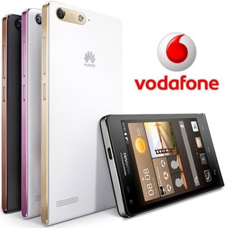 Precios Huawei Ascend G6 con Vodafone y comparativa con Movistar y Orange