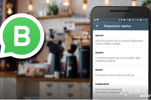 Probamos WhatsApp Business: el WhatsApp para negocios con algún que otro as en la manga