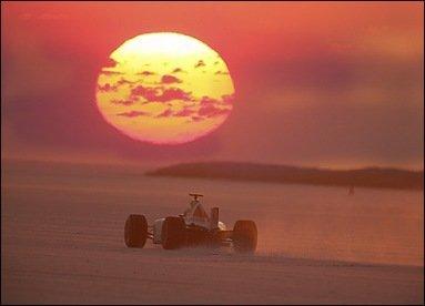 Honda F1 no logró los 400 km/h