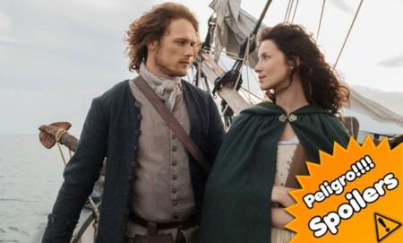 'Outlander' cierra su notable primera temporada pasándose al lado oscuro