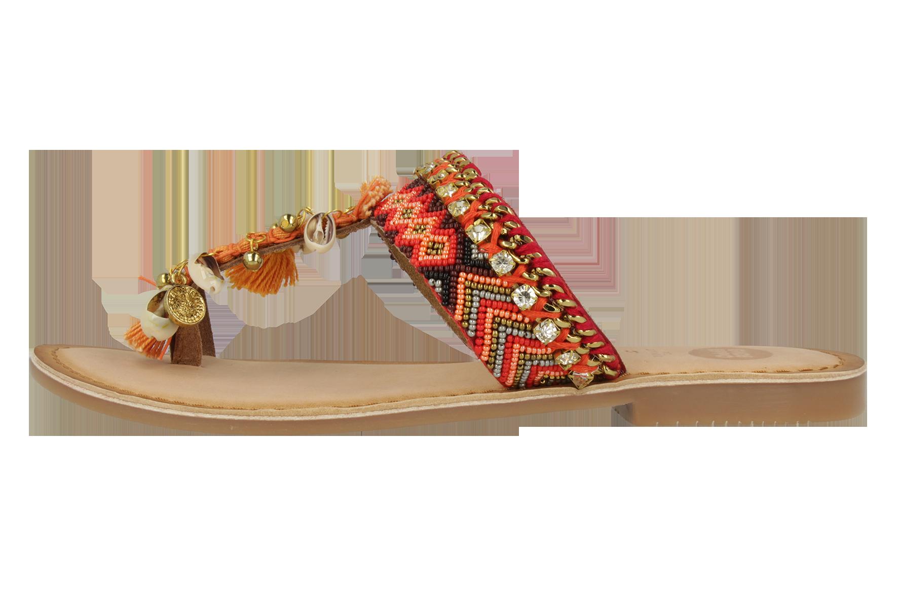 Sandalias étnicas Gioseppo verano 2017