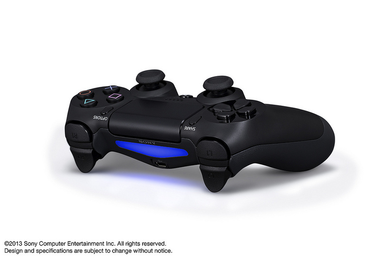 Foto de DualShock 4 y PlayStation Eye (5/14)