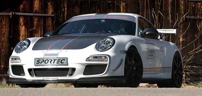 Sportec 997 GT3 RS 4.0 SP 525