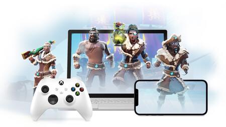 Xbox Cloud Gaming (Beta) llega a México con todos los títulos de Game Pass en streaming para iOS, Android y PC