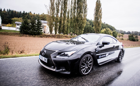 Lexus F Experience World Tour Spa-Francorchamps