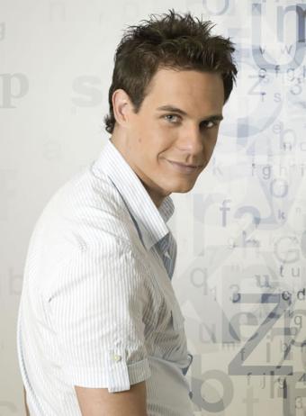 Christian Gálvez se considera más listo que guapo