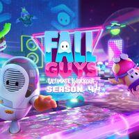 La Temporada 4 de Fall Guys comenzará dentro de una semana y confirma una colaboración con Among Us