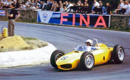Olivier Gendebien Spa F1 1961