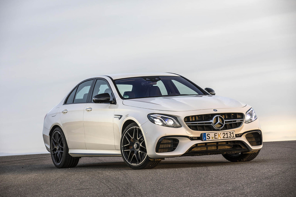 Mercedes.AMG E 63S 4Matic+