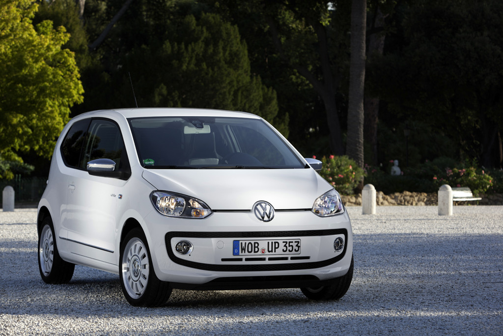 Foto de Volkswagen Up! (31/80)