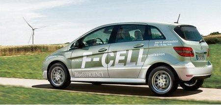 Vehículos eléctricos de pila de combustible de hidrógeno