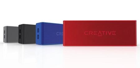 Black Friday: Creative Muvo 2, un altavoz Bluetooth resistente al agua por sólo 59,99 euros en Amazon