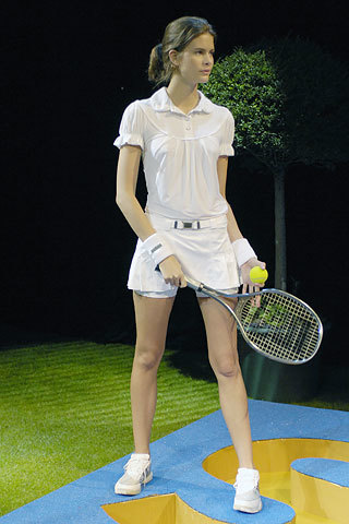 Adidas by Stella McCartney en la Semana de la Moda de Londres Primavera/Verano 2008