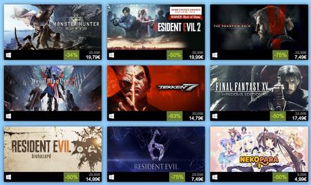 Las rebajas de la Golden Week de Steam ya están aquí y estas son las mejores ofertas