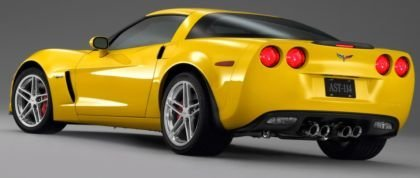 "Corvette Z06, ""Best Car"" del 2005 para Road & Track"