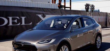 El Tesla Model X llegará a China a principios de 2016