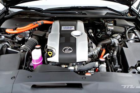 Lexus Gs300h F Sport motor