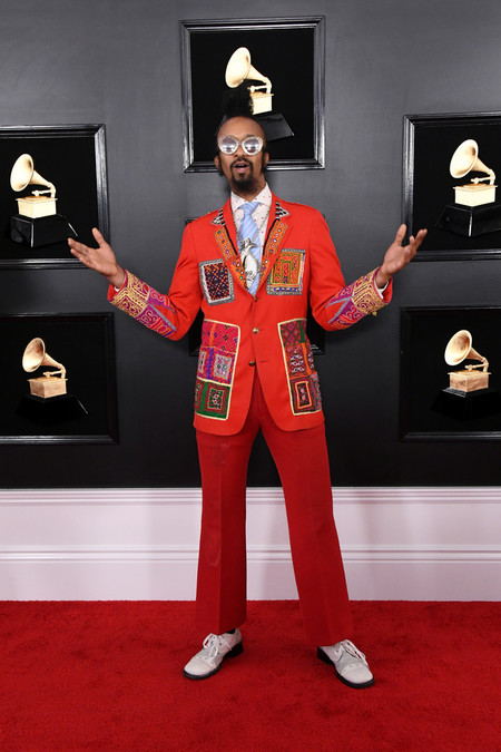 Fantastic Negrito 61st Annual Grammy Awards Arrivals