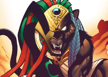 Bast Earth 616 From Black Panther Vol 1 167 001