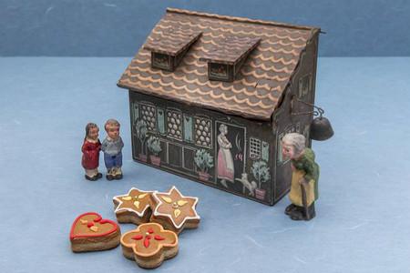 Navidad dulce y crujiente