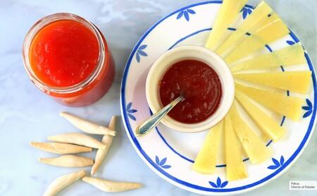 Mermelada de tomate casera, la receta que hacemos en verano y disfrutamos todo el año