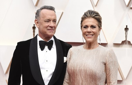 El coronavirus alcanza a las estrellas de Hollywood: Tom Hanks y Rita Wilson anuncian que han dado positivo