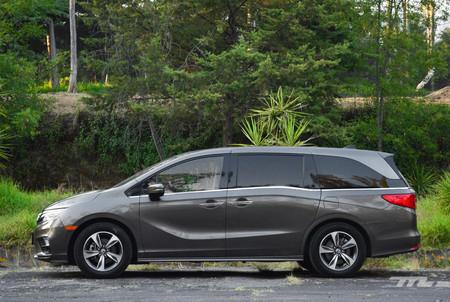 Honda Odyssey 2018 4
