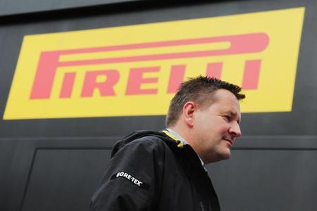 """Paul Hembery: """"en el 2014 los neumáticos serán mucho más duraderos"""""""