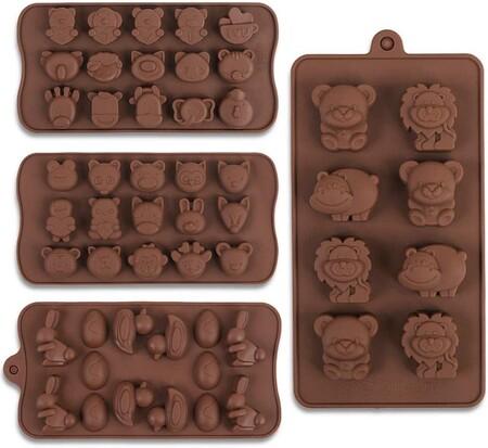 Los mejores 15 artículos de cocina para hacer tus chocolates en casa por 500 pesos o menos en Amazon México