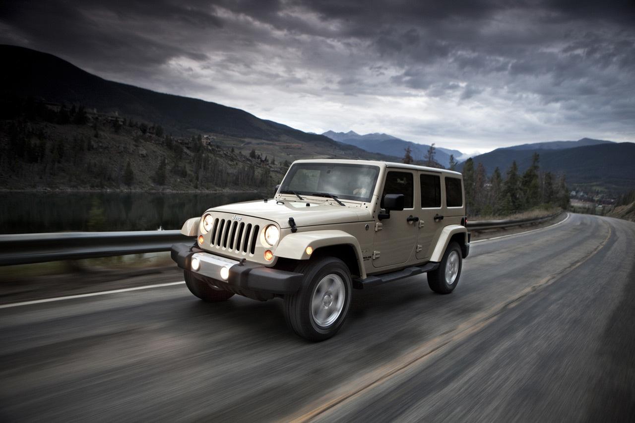 Foto de 2011 Jeep Wrangler (18/27)