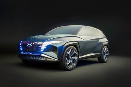 El Hyundai Vision T es un SUV híbrido enchufable que adelanta el futuro Hyundai Tucson