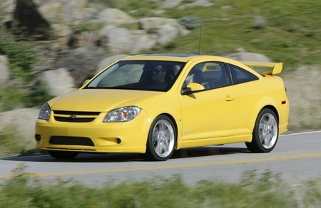 Chevrolet Cobalt SS Coupé
