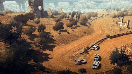 'WRC Powerslide' anticipa su salida en Xbox Live Arcade