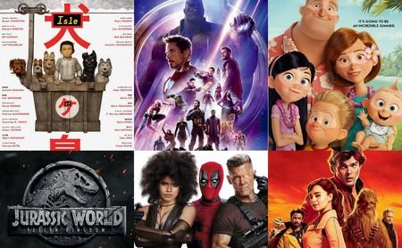 El cine de 2018: las 17 películas más esperadas entre abril y junio