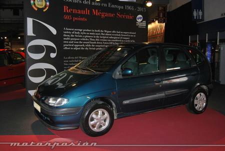 Renault Mégane Scénic