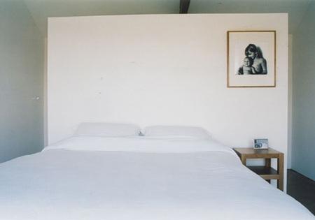 dormitorio granja minimalista