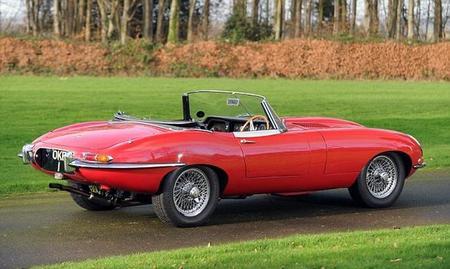 Bonhams Oxford Sale, un Jaguar E-Type de Sir Elton John y otras joyas a subasta