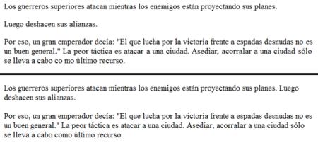 pdf4kindle vs Calibre agrupacion-lineas