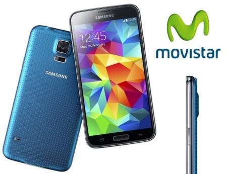 El desafío de Movistar a las tiendas de telefonía con el precio del Galaxy S5